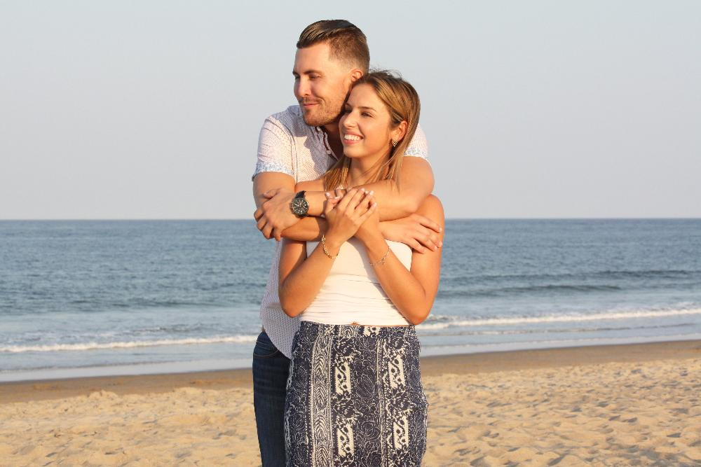 Salisbury Beach Engagement Session