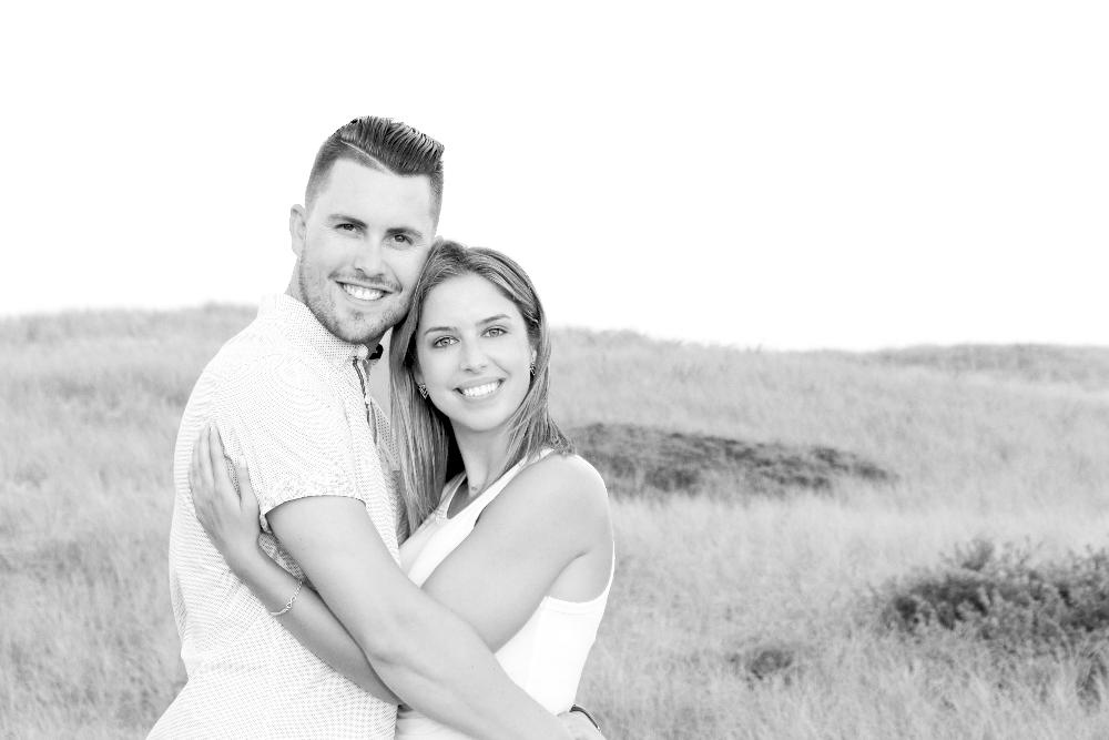 Salisbury Beach Engagement Session Photos