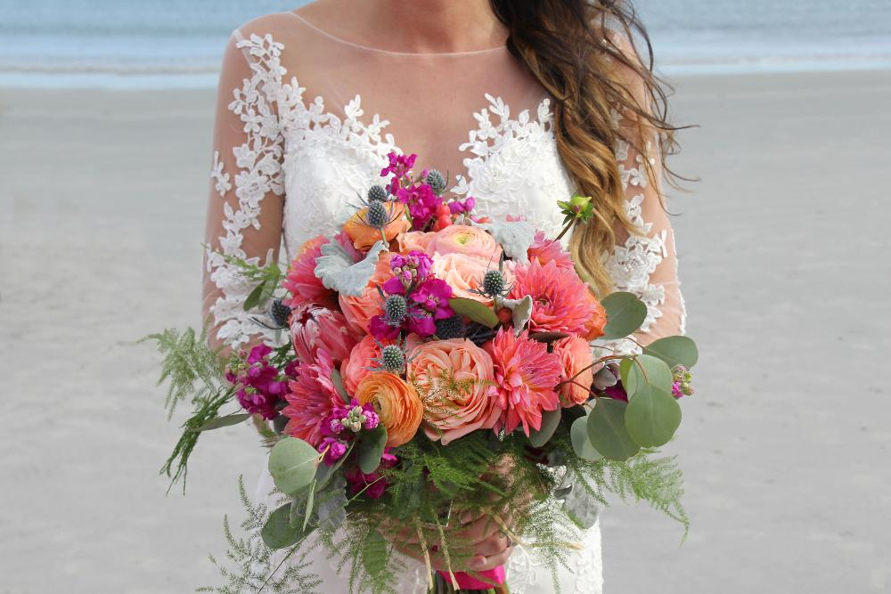 Beach Wedding Maine