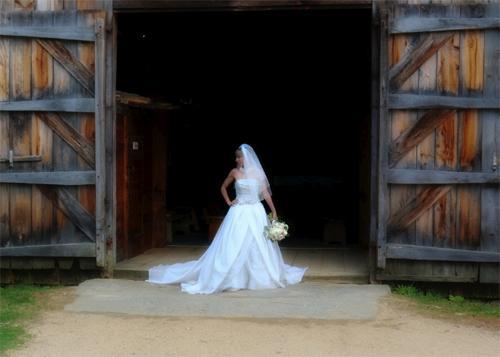 Old Sturbridge Village Barn Wedding